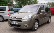 Citroen Berlingo Exclusive 115 hj
